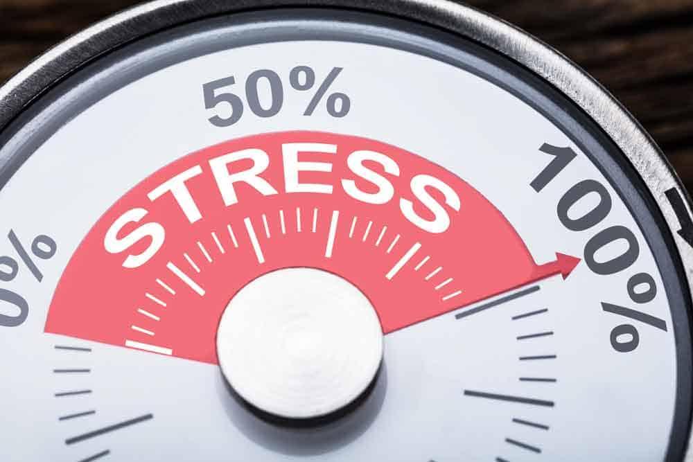 stress overload meter