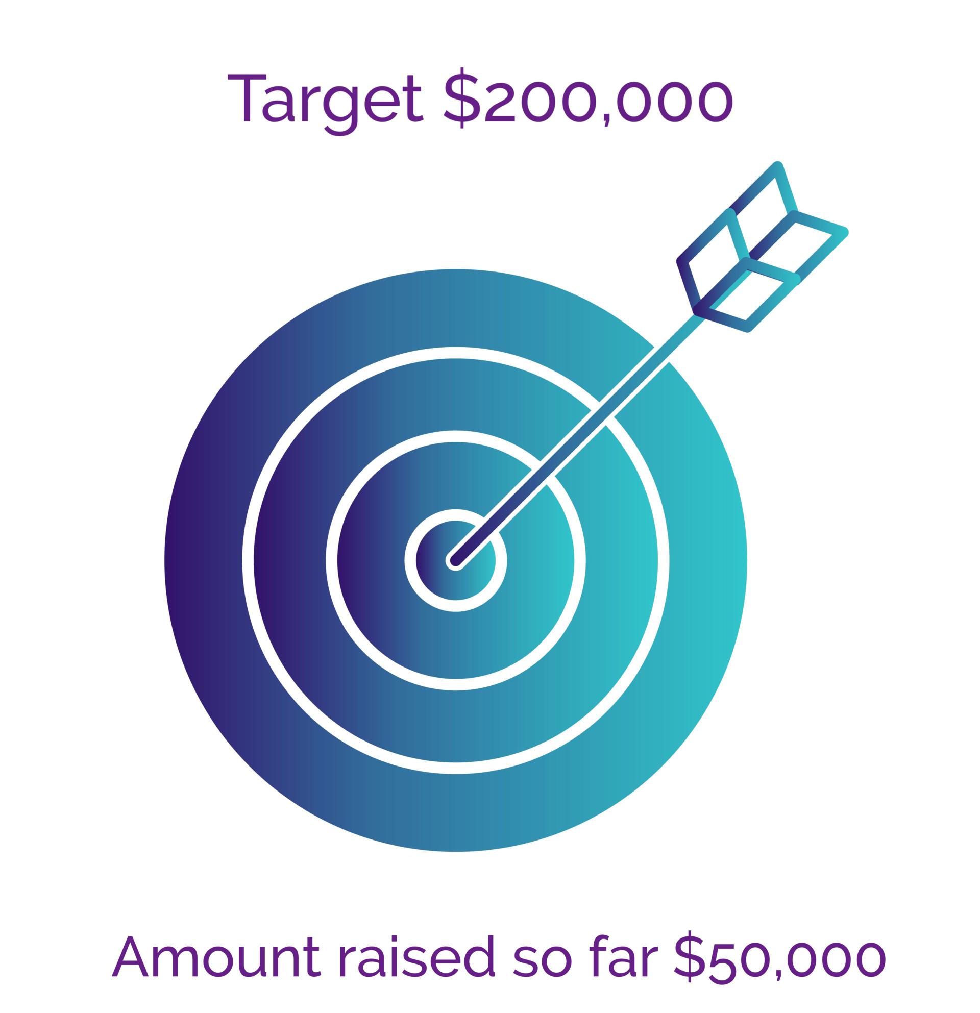 fundraising target goal