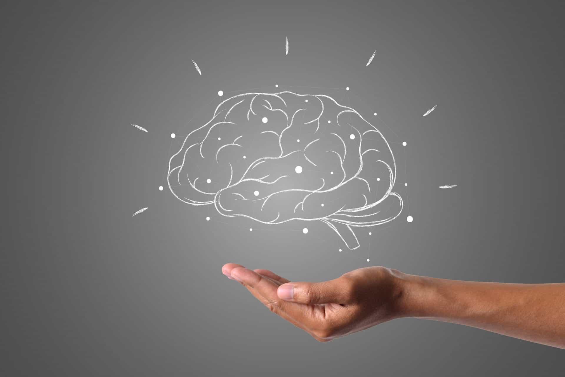man-holding-brain-illustration